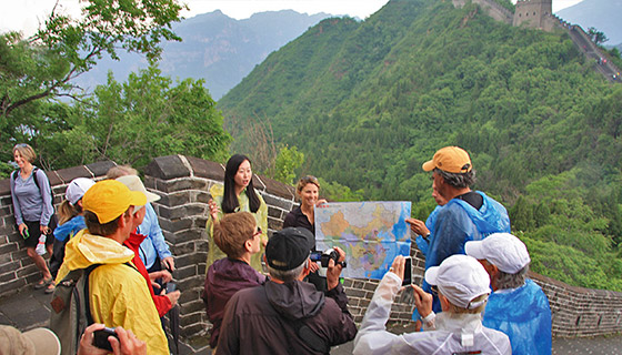 China Family Breakaway Bike Tour